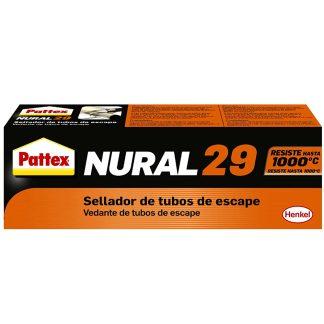 Sellador tubos de escape de vehículos de temperaturas extremas Pattex Nural 29