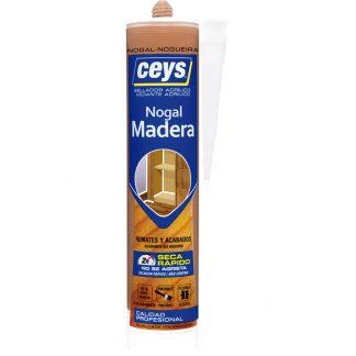 Sellador de juntas de color madera natural para renovar y sellar las juntas del hogar, CEYS