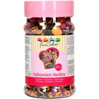 Sprinkles decoratius per a Halloween FUNCAKES
