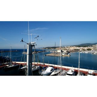 Stopgull topmast per a embarcacions , espantaocells i gavines