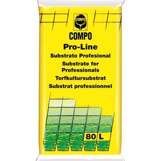Substrat professional Turba Green de compo per a plantes i flors de jardí i test, jardineria