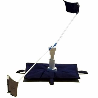 Soporte Sandbag para Stopgull air sobre embarcaciones y barcos