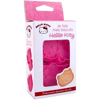 Cortador galletas y fondant Hello Kitty IFA