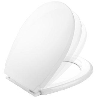 Tapa WC KLEN Plastisan amb sistema softclose i termoplast