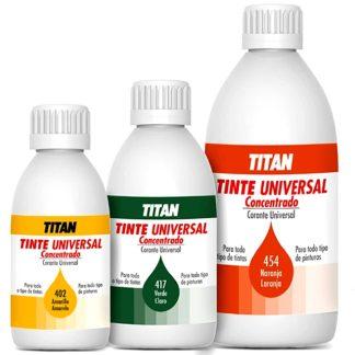 Tint universal de 50 ml de TITAN.