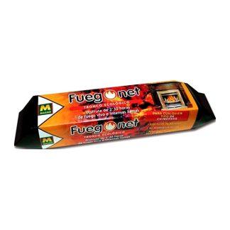 Tronco de encendido de fuego para chimeneas y barbacoas ecológico