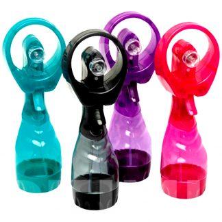 Ventilador nebulitzador EDM joc de 4 unitats diversos colors