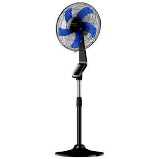 Ventilador oscil·lant regulable de peu Taurus amb 50w de potència