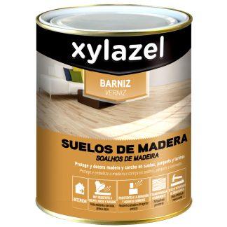 Vernís per a terres de fusta i tarimes Xylazel