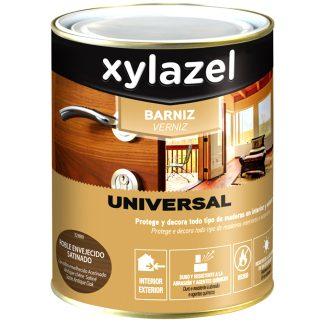 Barniz universal interior y exterior para madera XYLAZEL